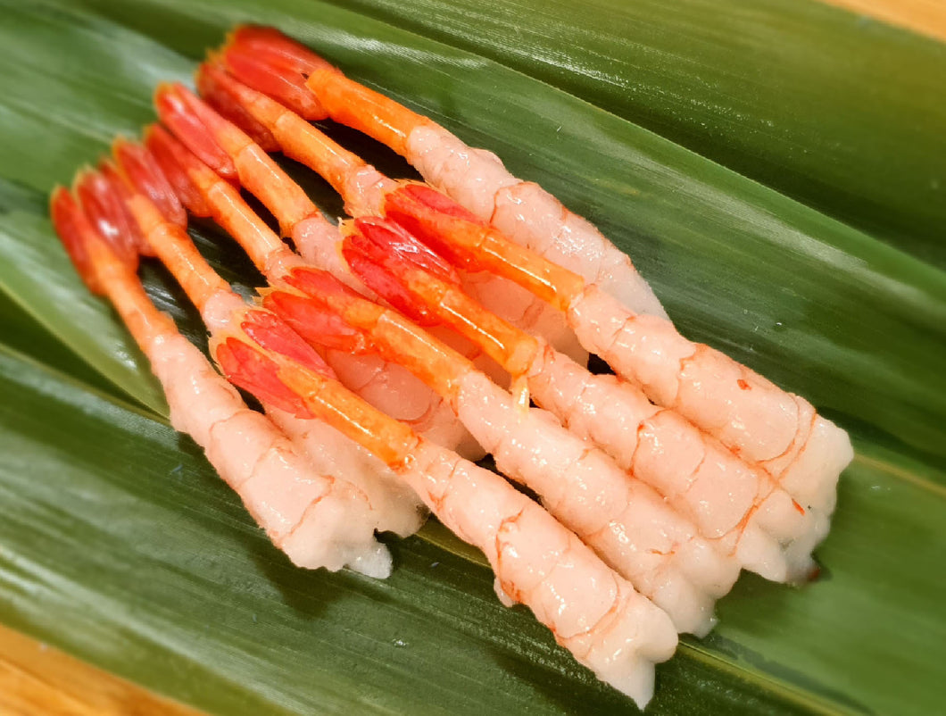 Sushi Shrimp Cooked (Sushi Ebi) 4L 30pc/pk