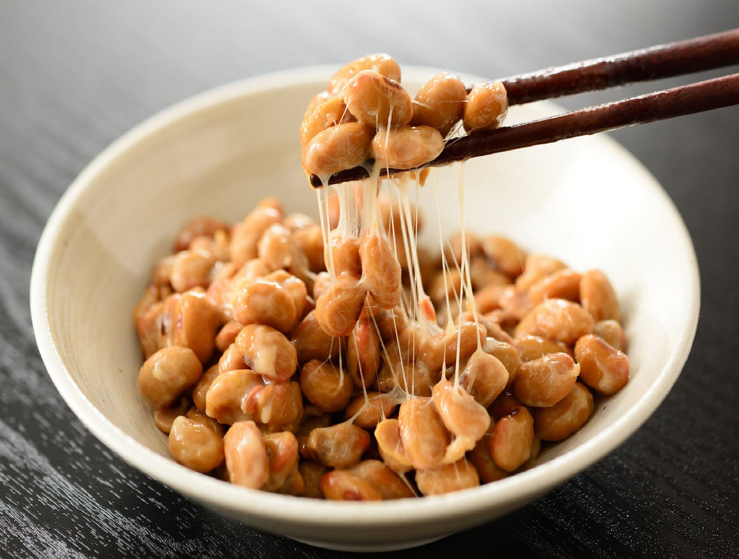 Natto (Fermented Soybean)  1.4oz/3pc/pk