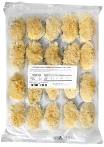Oyster Breaded (Kaki Fry) 20pc/tray