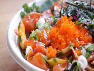 Poke Box (Seafood Mix)