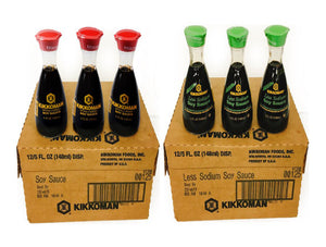 Soy Sauce Regular (w/dispenser)