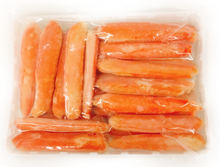 Load image into Gallery viewer, Snow Crab Legs (steamed, Frozn) 20pc/pack