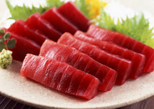 Load image into Gallery viewer, Fresh Yellowfin Tuna Steak Cut (Sushi Quality) (Priced Per Pound)