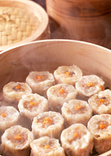 Load image into Gallery viewer, Shumai Dumpling  (Shrimp) 15pc/tray