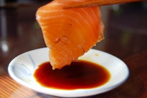Atlantic Salmon Fillet (Sushi Quality) Skin-on, Ave. 6.5 lbs/per fillet