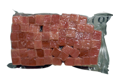 Load image into Gallery viewer, Tuna (Cube Cut)  1.0 lbs/pk