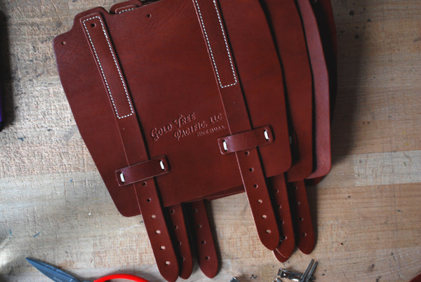 Saddle Bag for Gold Tree Pacific, LLC