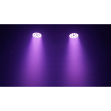 CR Lite Magik Par Can Hex 12 Silent LED Wash (12x RGBWA-UV 12W)