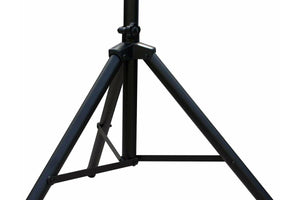 E-Lektron SPST-1 Speaker Stand for Speaker Boxes with 35mm Stand Mount Tripod and Carry Bag