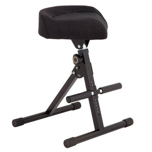 DL Portable Musician Performer Stool Guitar Chair Drum Keyboard Throne