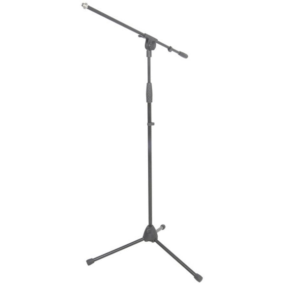 E-Lektron EMS01 microphone stand with boom Microphone Clam carrying bag