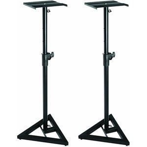 DL Height-adjustable Studio Monitor Stands (Pair)