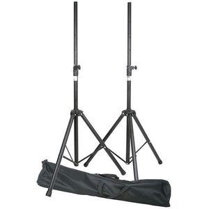 DL PA Speaker Stands with FREE Gig Bag