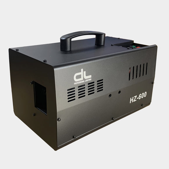 DL Water Base Haze Fog Machine HZ600 with DMX 512 timer ration controller