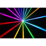 CR Power 7 RGB Full Laser (500mw R + 150mw G + 400mw B) With ILDA & DMX Control