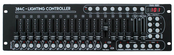 CR DMX 384 Channel DMX Controller