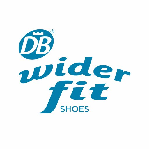 DB WIder Fit Shoes Easy B