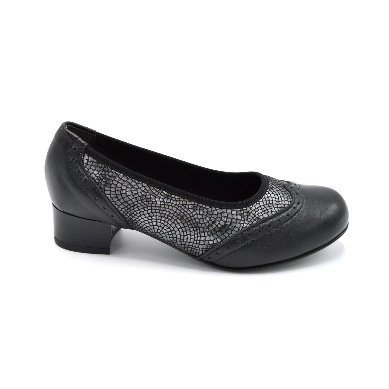 Ladies Wide Fit Court Shoes