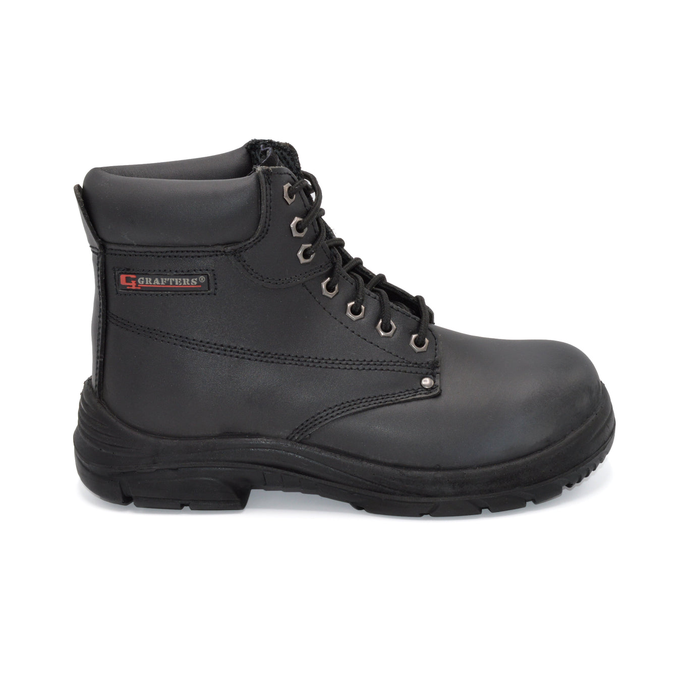 Mens Wide Fit Safety Boots For Work. Extra Wide Available.