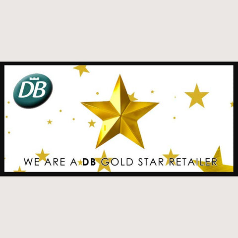 DB Shoes Easy B Gold Star Stockist