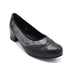 Heeled Wider Fit Court Shoe for Swollen Feet