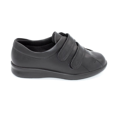 DB Extra Wide Velcro Shoes Ladies Shoe