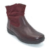 Zipped Extra Wide Fitting Boot For Orthotics