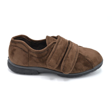 DB Mens Brown Wide House Shoe