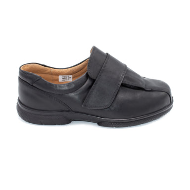 DB Velcro Extra Wide Fitting Men's Shoe
