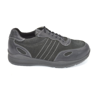 DB Brown Extra Wide Fitting Trainer