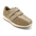 Double Velcro Men's Shoe For Bunions
