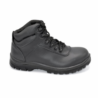 Grafters Composite Toe Cap Wide Fitting Safety Boots