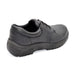 Unisex Lightweight Safety Shoe With Padded Collar