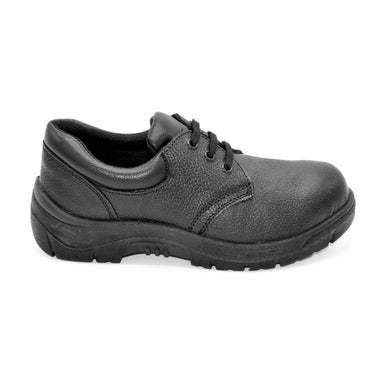 Grafters Steel toe capped Wide Fitting Safety Shoe