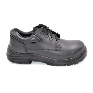 Grafters Mens Extra Wide Fit Safety Shoes
