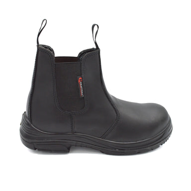 Grafters Mens Wide Fitting Safety Dealer Boots