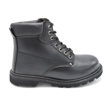 Grafters Steel toe capped Wide Fitting Work Boots