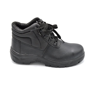 Grafters Lightweight Wide Fitting Safety Boots