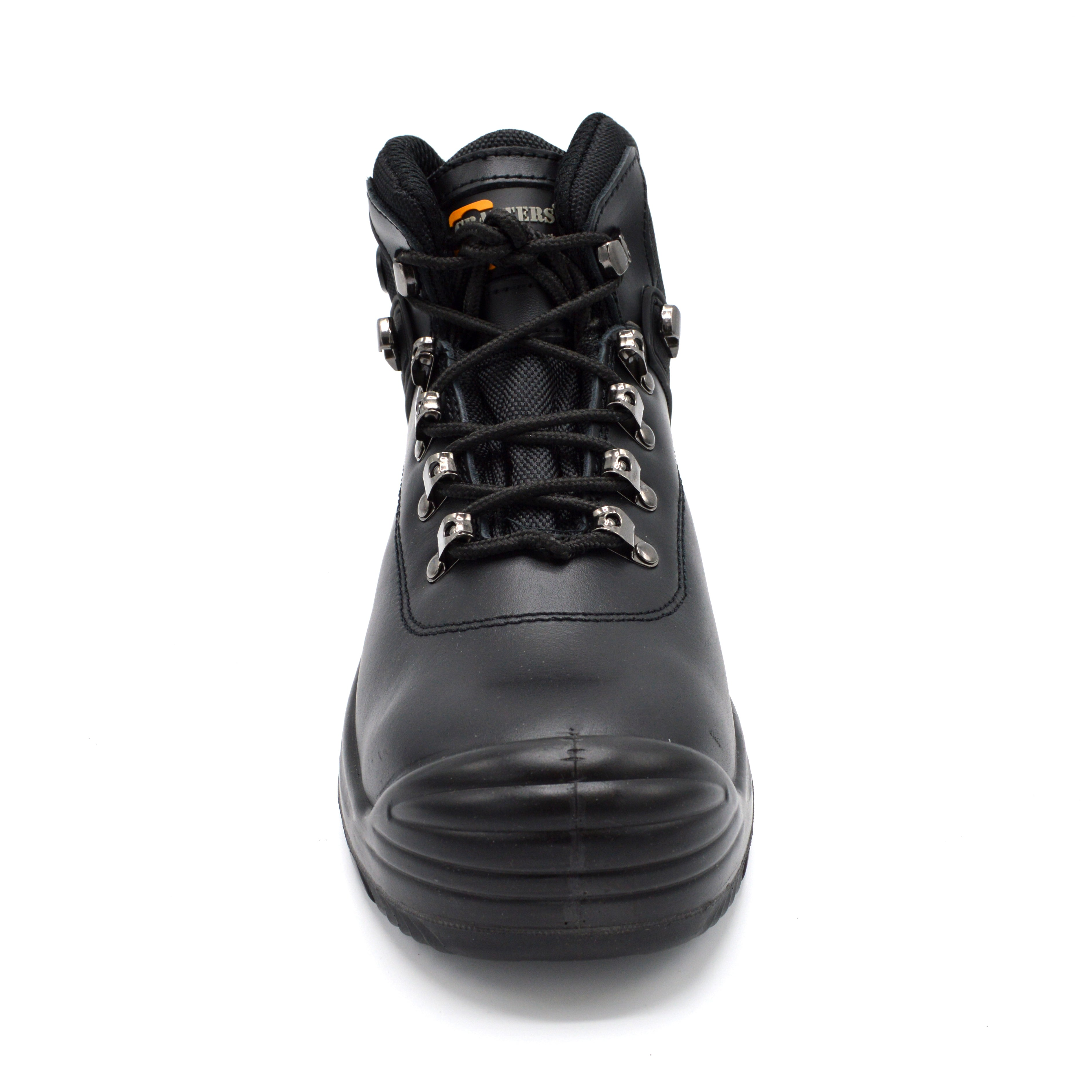 Grafters M9508A Wide Fit Safety Boot - Black - 3E Fitting