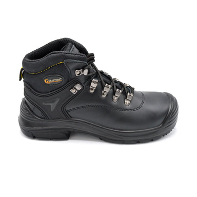 Grafters Steel toe capped Wide Fitting Safety Boots