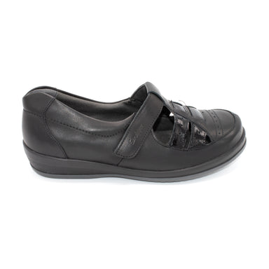 Sandpiper Extra Wide Fit Velcro Shoe