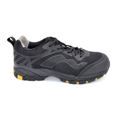 Grafters Mens Wide Fitting Safety Trainers