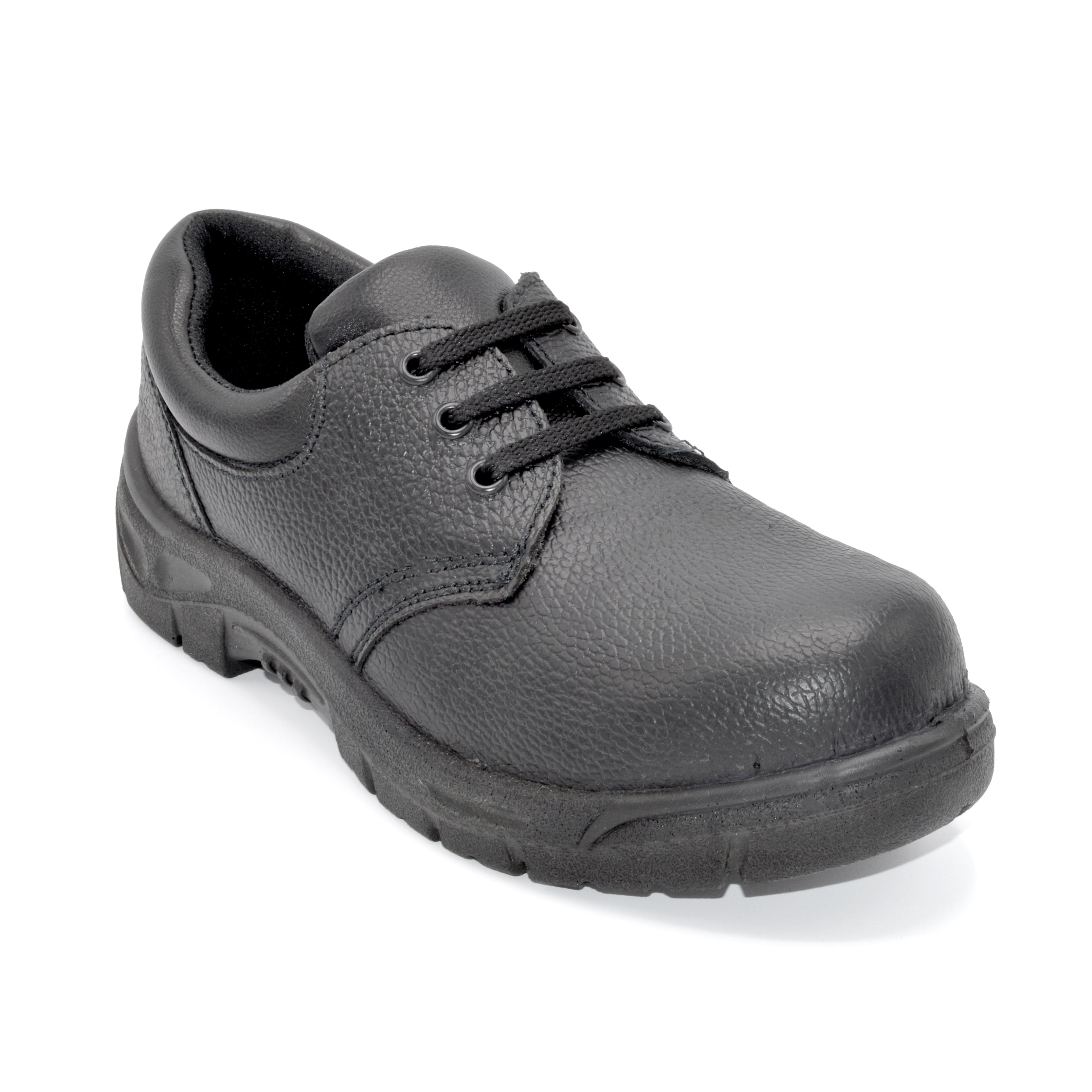 Grafters M530A Wide Fit Safety Shoe - E Fitting