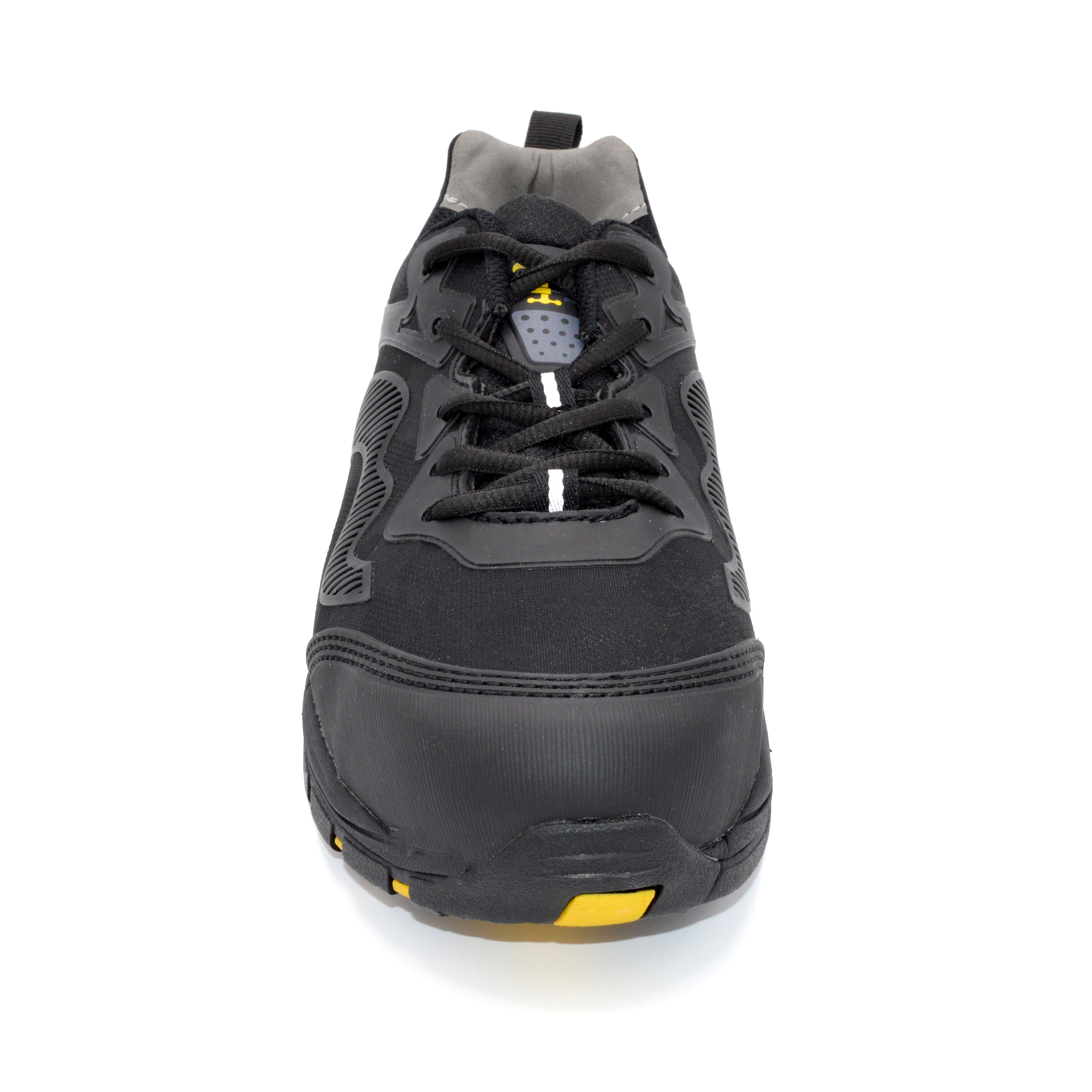 Grafters M894A Wide Fitting Safety Trainers - 3E Fitting
