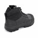 Mens Zipped Extra Wide Safety Boots for Orthotics
