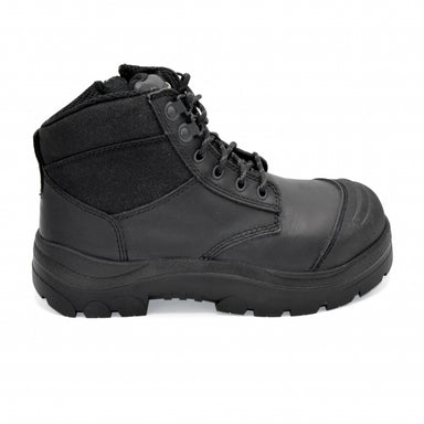 Wideload Mens Extra Wide Safety Boot