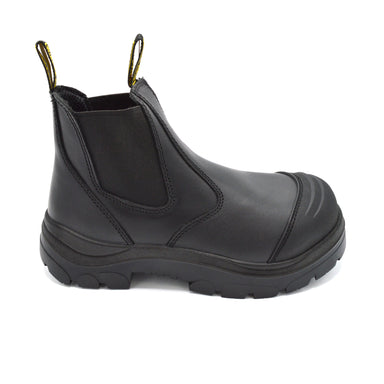 Wideload Mens Extra Wide Dealer Safety Boot