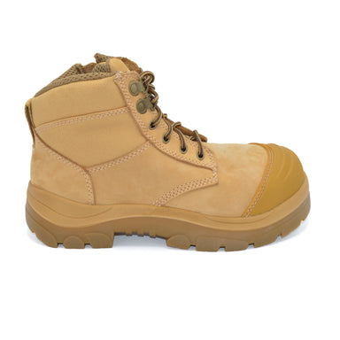 Wideload Mens Extra Wide Fitting Safety Boot