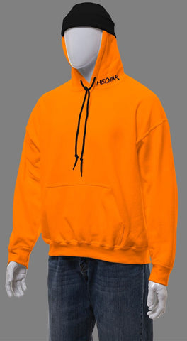 HEDJAK Standard Blaze Orange Pull Over