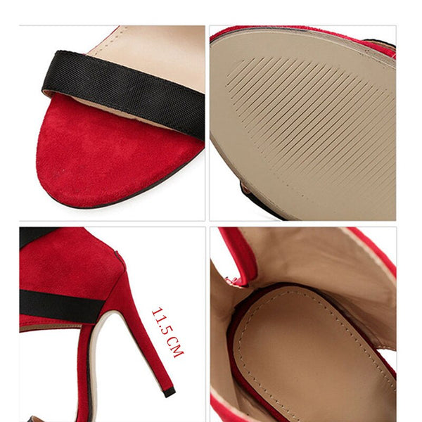 High Heel Pumps - Boujee Boutique Incorporated